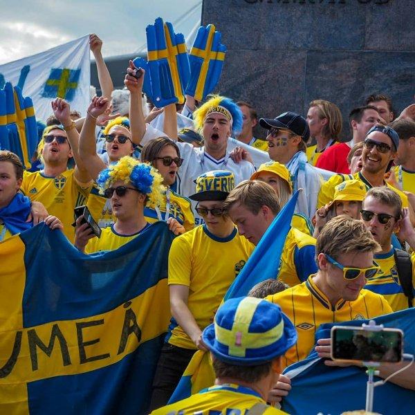 Посол Швеции поведал о гостеприимстве россиян во время ЧМ-2018