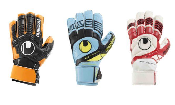 Футбольные перчатки Uhlsport для вратаря