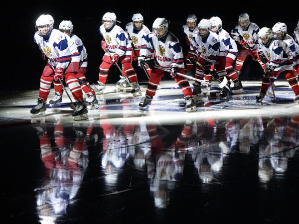 Хоккейная форма для вашей команды